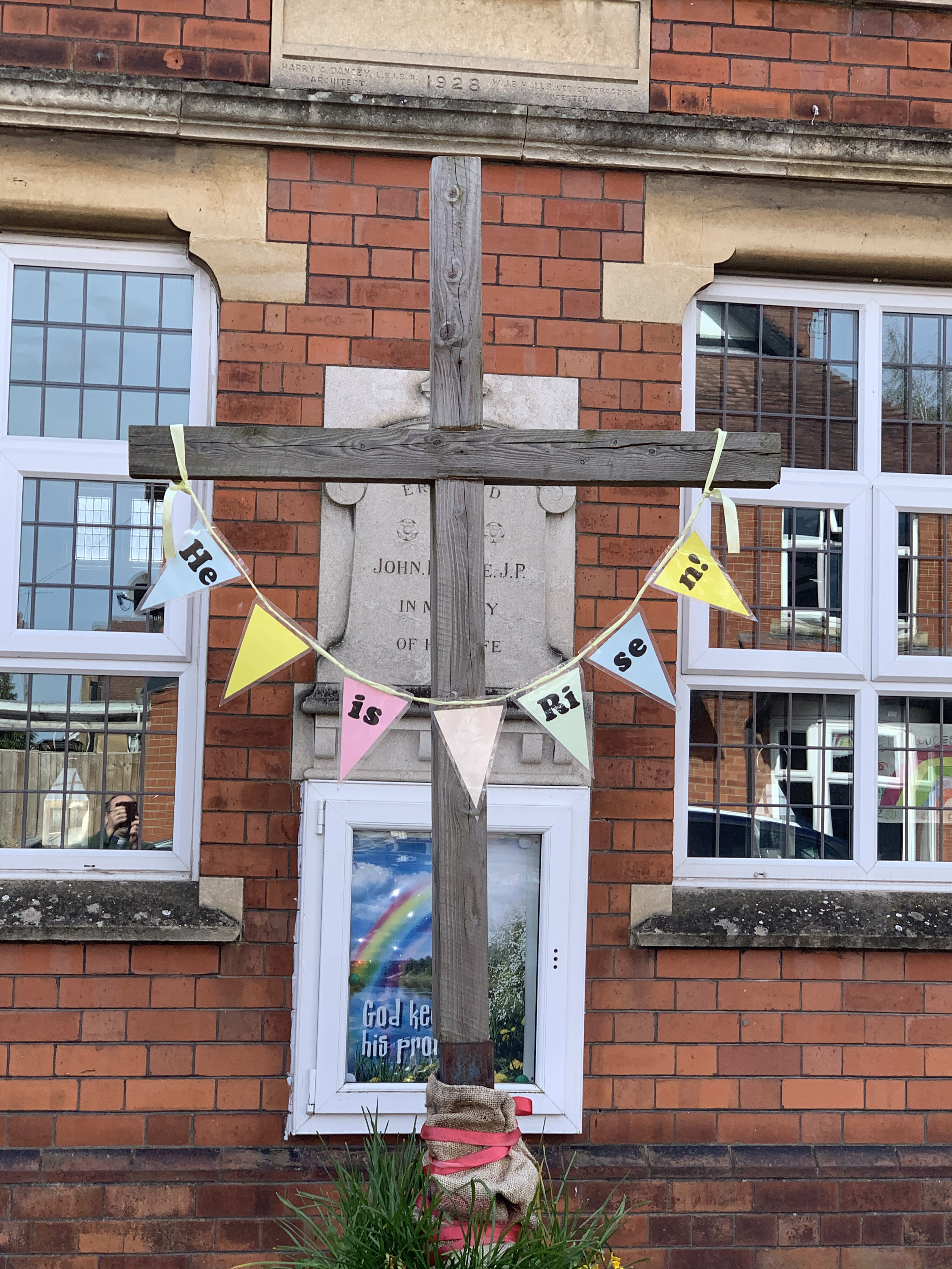 Lonsdale Road He is Risen
